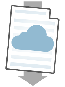 Cloud ERP, online ERP, or ERP in the cloud Whitepaper graphic